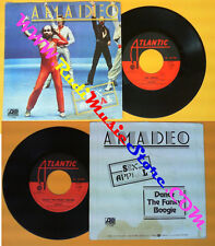 LP 45 7'' AMADEO Sex appeal Dance the funky boogie 1979 italy no cd mc dvd