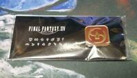 Final Fantasy XIV Samurai Job Pin Badge SQUARE ENIX