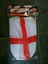 England worldCup rugby final 2019 supporters Car Wing Mirror Flag Football