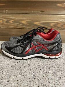 ASICS GT-2000 3 Carbon/Red Pepper-Black Men's Running Shoes T500N-7428 Size 7