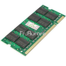 2GB PC2-5300 DDR2 667MHz SODIMM 200Pins SDRAM Memory RAM For Laptop Computer PC