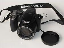 Nikon COOLPIX P80 10.1MP Digital Camera - Black