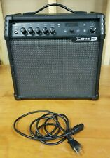 Used Line 6 Spider V 30 Electric Guitar Amplifier 30 Watt Modeling Combo Amp