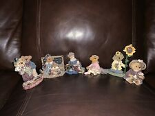 New boyds bears figurines lot