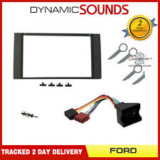 CTKFD03-ISO Double Din Fascia Fitting Kit for Ford Focus, C-Max, Fusion