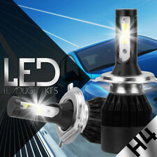 XENTEC COB H4 HB2 9003 488W 48800LM LED Headlight Kit Hi/Lo Power Bulbs 6500K