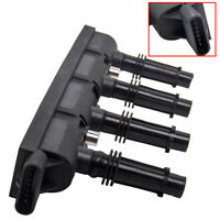 Ignition Coil Pack For Opel Vauxhall Adam Astra J Corsa D 1.2 1.4 Petrol 7-Pin