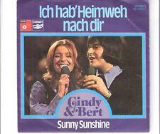CINDY & BERT - Ich hab´ Heimweh nach dir