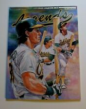 LEGENDS SPORTS MEMORABILIA MAGAZINE JOSE CANSECO ON COVER - HOBBY EDITION #25 -