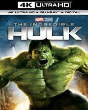 New: The Incredible Hulk - 4K Ultra + Blu-Ray + Digital