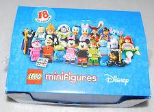 Lego Disney Series Collectible Minifigures CMF Empty Cardboard Display Box 71012