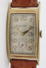 Waltham Premier Vintage Ladies Watch 10K Yellow Gold Filled
