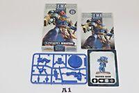 Warhammer Space Marine Heros Brother Gaiun - A1