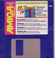 Amiga Computing-Magazine coverdisk-août 1994 - 10 out of 10 Français < MQ >