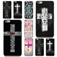 Bible Jesus Christ Christian Cross case cover for iphone 6 7 8 X XS MAX XR 11Pro