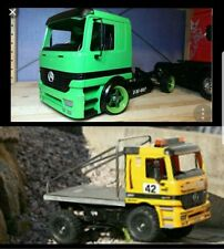 Rc  Mercedes/ MAN Truck Hard Body