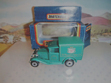 Matchbox Model MB38 CANADA DRY metalic green  Van  OO ? Scale
