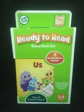 (AN) NEW Tag Junior Jr. Ready to Read 7 Book Set; Free US Shipping