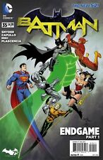 BATMAN #35 ENDGAME DC NEW 52
