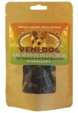 Petcor Veni Dog Pure Venison Special Treats 12 x 50g Low Fat Air Dried