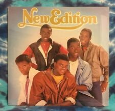 NEW EDITION  Self Titled  SEALED Original (1984) BOBBY BROWN Rare!!!
