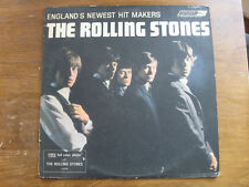 England's newest hit makers THE ROLLING STONES 1964 1st pressing ffrr LL-3375