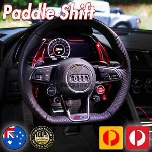 Steering Wheel Shift Paddle Shifter For Audi A3 A4L A5 A6L S3 S4 Q2 Q5L Q7 TTS