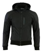 RKSports Motorcycle Motorbike CE Armor Waterproof Soft Shell Hoody Hoodie Jacket