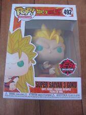 Dragon Ball Z – Goku (SS3) Pop Vinyl Figure