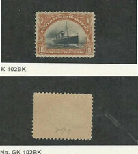 United States, Postage Stamp, #299 Vf Mint Nh, 1901 Ship