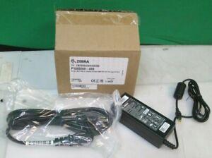 NEW OEM Zebra AC Adapter P1065668-008 P1065668-009 P1065668-010 W/ US Cord