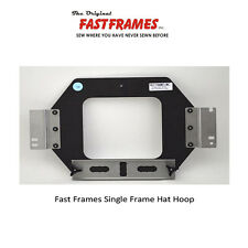 Fast Frames Flat Hat Hoop For Janome MB4 MB4s MB7 Embroidery Machine