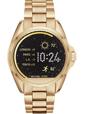 MICHAEL KORS Access Digital Bradshaw Gold Smartwatch Touchscreen MKT5001 SEALED
