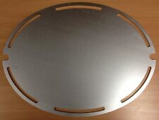 Topnotch Stainless Steel full hot plate to suit Ziegler & Brown twin burner