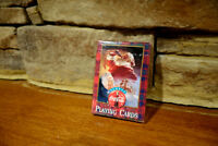 Vintage 1997 Coca Cola Christmas Playing Cards Single Deck