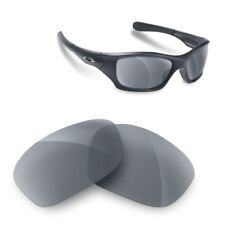 Polarized Replacement Lenses for Oakley pitbull grey color