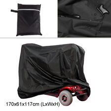 Waterproof Mobility Scooter Storage Cover Rain Protector Heavy Duty Lightweight