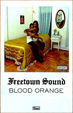 BLOOD ORANGE Freetown Sound Ltd Ed RARE Litho Poster +FREE Indie Rock Pop Poster