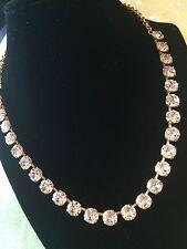 Clear 8mm Crystal SWAROVSKI Crystal Elements Necklace Jewelry New