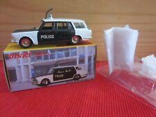 DINKY TOYS ATLAS 507 P BREAK SIMCA 1500 POLICE PROTOTYPE
