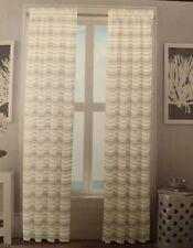 Nautica Striped Curtains Drapes Valances For Sale Ebay