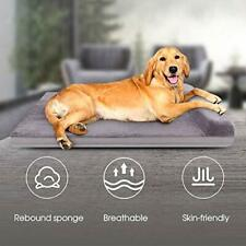 Premium Large Big Dog Bed K9 Sleeping Sofa Pet Couch Warm Soft Cushion Puppy