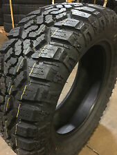 4 NEW 265/70R17 Kanati Trail Hog LT Tires 265 70 17 R17 2657017 10 ply