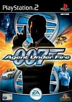 007 Agent Under Fire PS2 :James Bond Electronic Arts Brand New SealedVideo Game