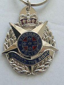 Keyring Victoria badge