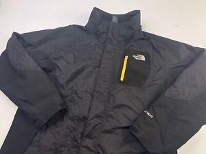 The North Face Hyvent Windbreaker Shell Jacket Boys Black Size Large