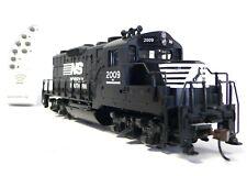 HO Scale Model Railroad Trains Norfolk Southern GP-20 DC DCC Sound Locomotive