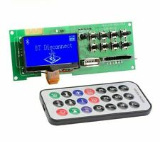 Bluetooth Mp3 Decoder Board Wireless Usb Display Module Player For Automotive 5v