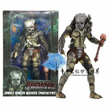 NECA 30th Anniversary Predator Jungle Hunter Masked Prototype Action Figure