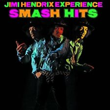 JIMI HENDRIX SMASH HITS REMASTERED CD NEW